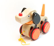 Toy dog Royalty Free Stock Images