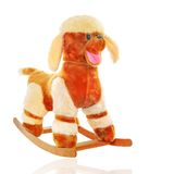 Toy dog Stock Images