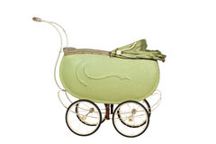 Toy doll Buggy Royalty Free Stock Images