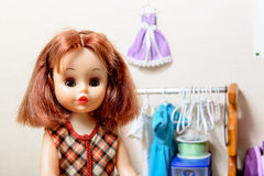 Toy doll Royalty Free Stock Image