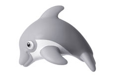 Toy Dolphin Stock Photography