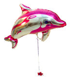 Toy dolphin. Royalty Free Stock Image