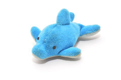 Toy dolphin Royalty Free Stock Images