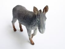Toy donkey animal Stock Photo