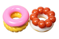 Toy Doughnuts Royalty Free Stock Photo
