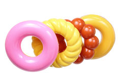 Toy Doughnuts Royalty Free Stock Images