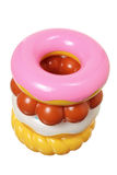 Toy Doughnuts Stock Photo
