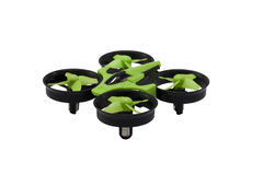 Toy Drone minuscule Image stock