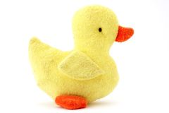 Toy duck Stock Photos