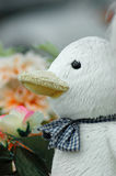Toy Duck Lizenzfreies Stockbild