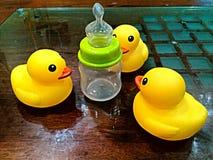 Toy Duck Imagenes de archivo