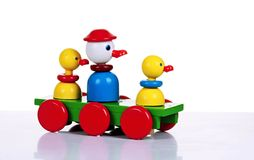 Toy duck Royalty Free Stock Photos