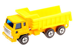 Toy Dump Truck photo stock