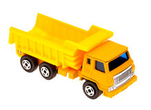 Toy Dump Truck image stock