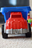 Toy Dump Truck Images libres de droits