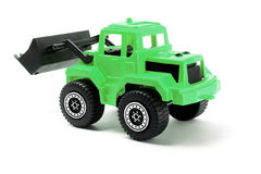 Toy Earth Mover Royalty Free Stock Photography