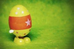 Toy Easter Egg Fotografía de archivo libre de regalías