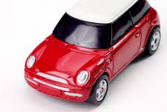 Toy economy car Royalty Free Stock Images