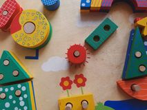 Toy Education Royalty Free Stock Photo