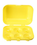 Toy Egg Carton Royalty Free Stock Photos