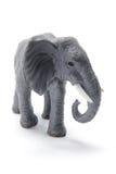 Toy Elephant. On White Background Stock Images