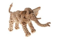 Toy elephant Royalty Free Stock Images