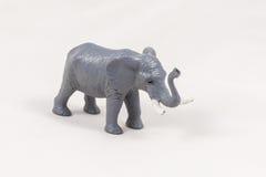 Toy elephant model Royalty Free Stock Photos