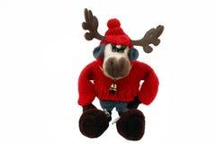 Toy elk Royalty Free Stock Photo