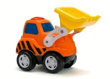 Toy excavator Stock Photos