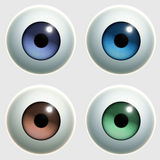 Toy eye Stock Image