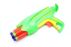 toy för pilskumtryckspruta Royaltyfri Bild