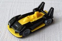 toy för underlagpojkebil arkivfoto