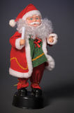 Toy figure of Santa Claus Royalty Free Stock Images