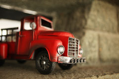 Toy Fire Truck Stock Images