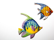 Toy fishes Royalty Free Stock Photography
