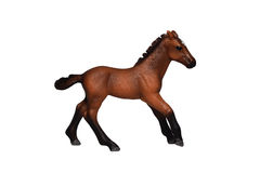 Toy foal Royalty Free Stock Photos