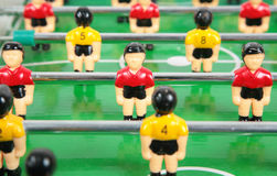 Toy football Stock Photos
