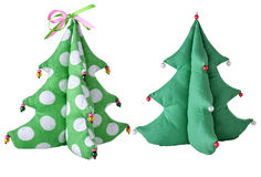 Toy a fur-tree Royalty Free Stock Image