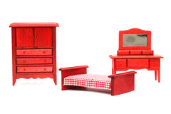 Toy furniture Stock Photos