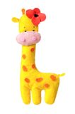 Toy giraffe Royalty Free Stock Photography