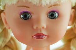 Toy girl Royalty Free Stock Photography