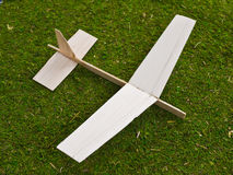 Toy Glider Royalty Free Stock Image
