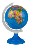 Toy globe Royalty Free Stock Photos