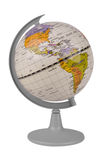 Toy globe Stock Images
