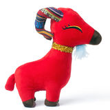 Toy goat Royalty Free Stock Photos