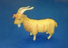 Toy goat Stock Images