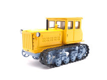 Toy grader Royalty Free Stock Photo