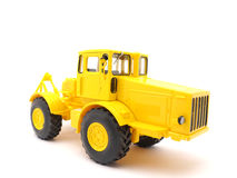 Toy grader Stock Photo