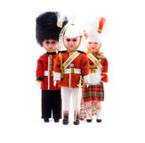 Toy Guards Stock Photos