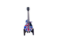 Toy guitar Stock Images